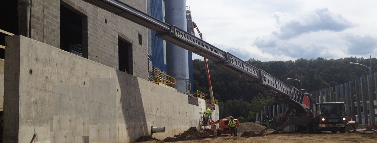 Ramcrete Concrete Pumping